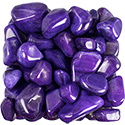 Purple Agate Tumbled Stone