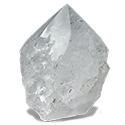 Quartz Crystal Polished Point