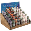 Collector Gemstone Bottles Package