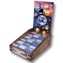Meteorite 3D Hologram Display Package