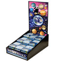 Meteorite 3-D Display Package