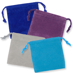 Aurora Felt Bag Assortment - 3x3