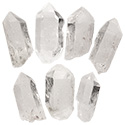 Natural Quartz Points - Small