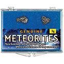 Genuine Meteorites  Approx. 3 grams