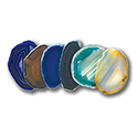 #0 Thin Agate Slice - Assorted