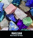 Rough Stone - Assorted Stones 16PPP